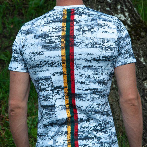 Sportiniai Marškinėliai - Šalna (1)