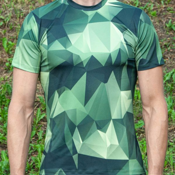 Sportiniai Marškinėliai - Camo Land (2)